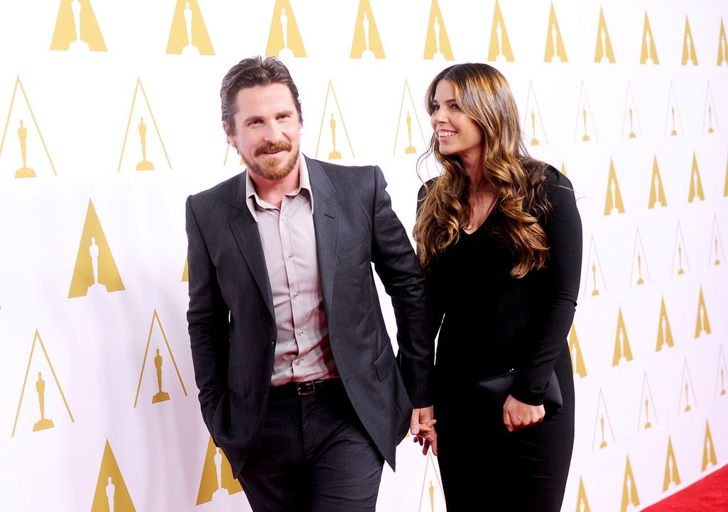 Oscars-Luncheon-Christian-Bale-Sibi-Blazic-14-02-10-getty-AFP - Bildquelle: getty-AFP