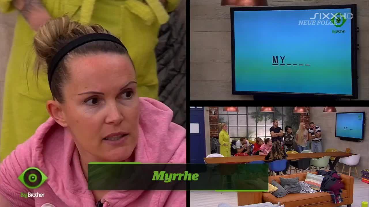 Bianca ist sprachlich top - Bildquelle: sixx