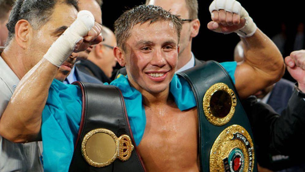 Gennady Golovkin ist der aktuelle WBC- undIBO-Mittelgewichts-Champion. - Bildquelle: imago