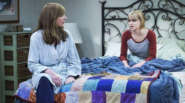 Die Sorgen um ihre Mutter Bonnie (Allison Janney, l.) wachsen bei Christy (An...