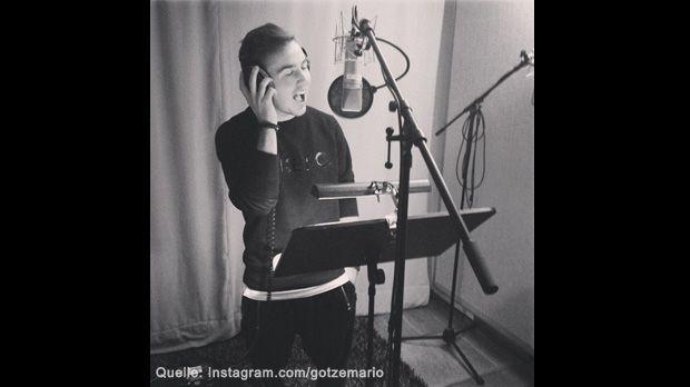Mario-Goetze-Schnappi-Instagram-com-gotzemario - Bildquelle: Instagram.com/gotzemario