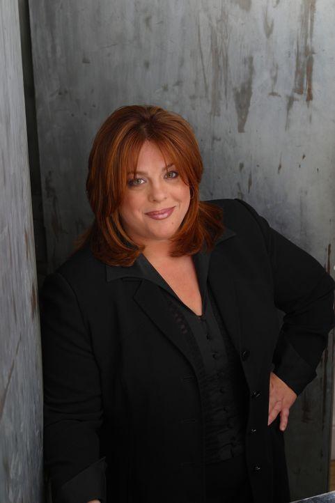 (4. Staffel) - Eine gute Freundin und Arbeitskollegin von Eds Schwarm Carol: Molly (Lesley Boone) ... - Bildquelle: TM &   Paramount