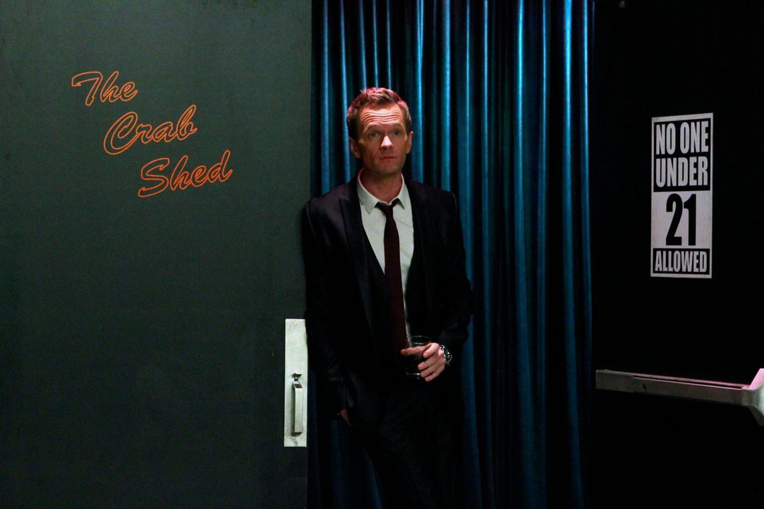 In der Nacht vor dem wichtigsten Tag seines Lebens: Barney Stinson (Neil Patrick Harris) auf der Suche nach einem Strip-Club. - Bildquelle: 2014 Twentieth Century Fox Film Corporation. All rights reserved.