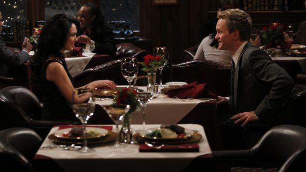 Barney (Neil Patrick Harris, r.) denkt, dass mit ihm etwas nicht stimmt, nach...