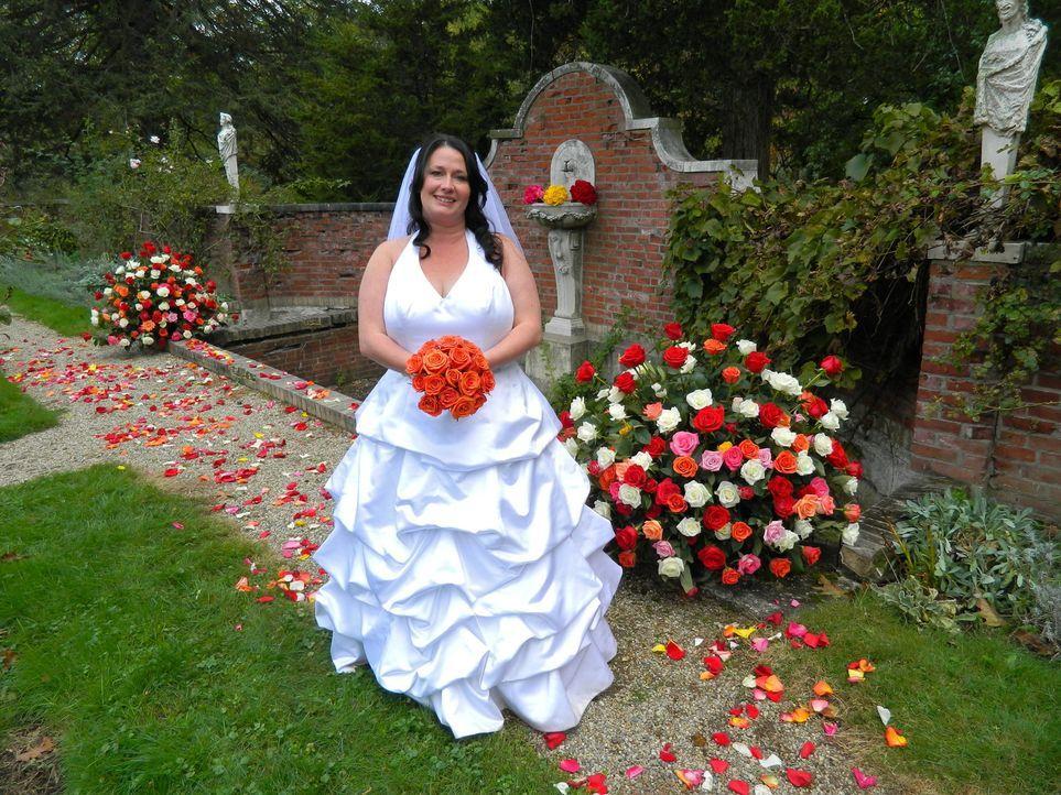 Wie wird sich die Braut Jessica im Vergleich zu den drei anderen Bräuten schlagen? - Bildquelle: Richard Vagg DCL