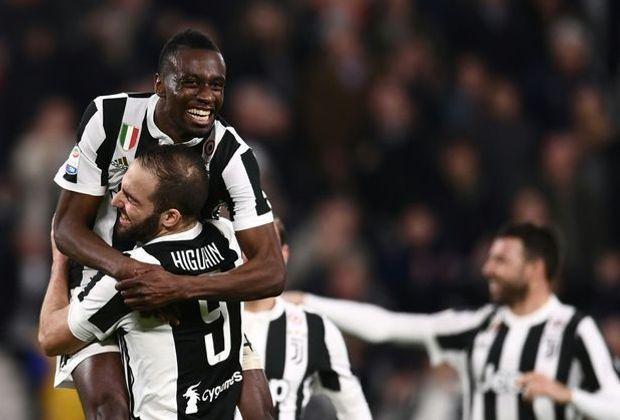 Italien: Souveräner Erfolg für Juventus Turin