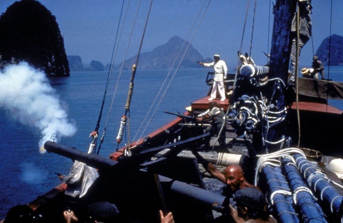 Piratenleben ... - Bildquelle: Universal Pictures