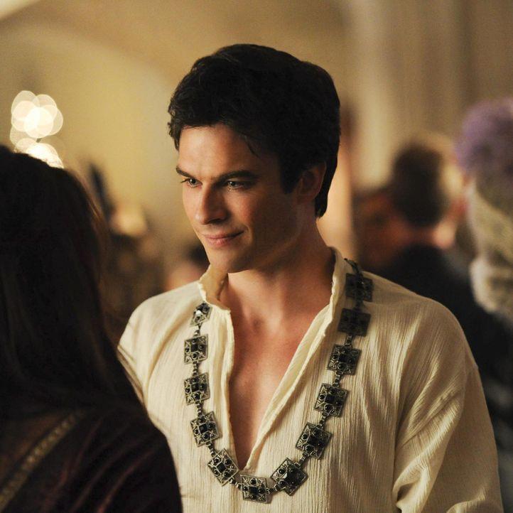 Damon wird sarkastisch - Bildquelle: Warner Brothers Entertainment Inc.