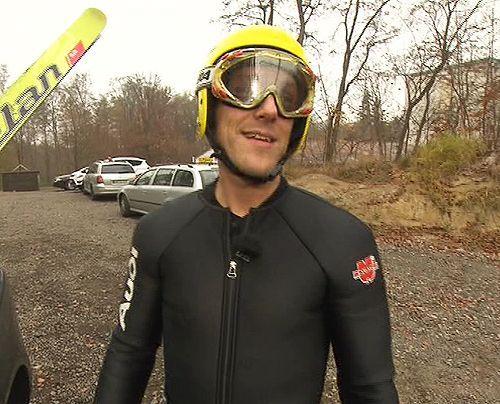 fruehstuecksfernsehen-jan-hahn-skispringen-001 - Bildquelle: Sat.1