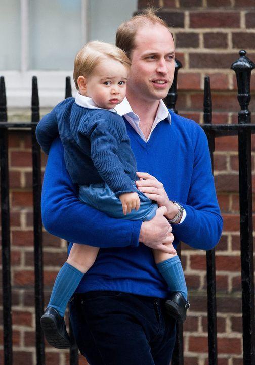 Royal-Baby-2-Prinzessin-11-dpa - Bildquelle: dpa