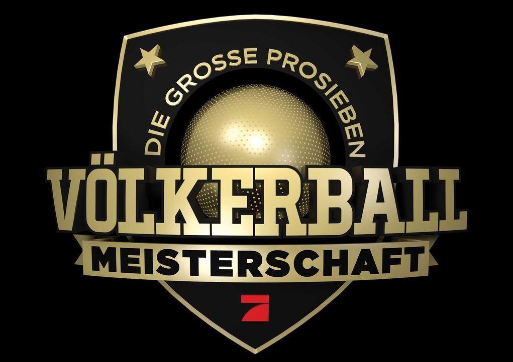 Die große ProSieben Völkerball Meisterschaft - Logo - Bildquelle: ProSieben
