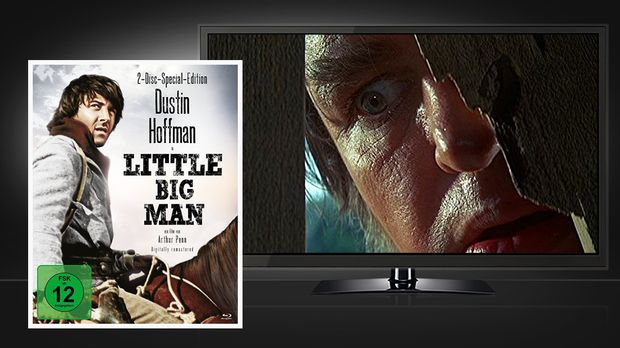 Little Big Man (Blu-ray Disc) © Koch Media