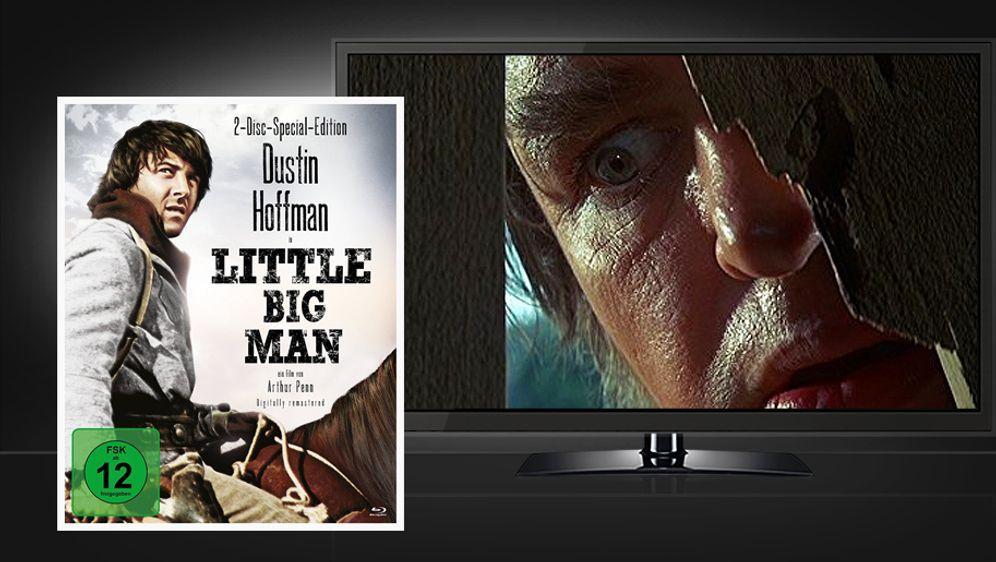 Little Big Man - Special Edition (Blu-ray Disc) - Bildquelle: Koch Media