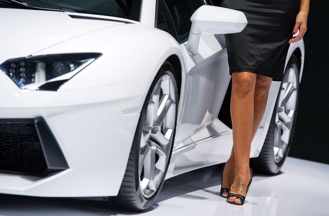 automesse-frankfurt-Lamborghini-110913-dpa - Bildquelle: dpa