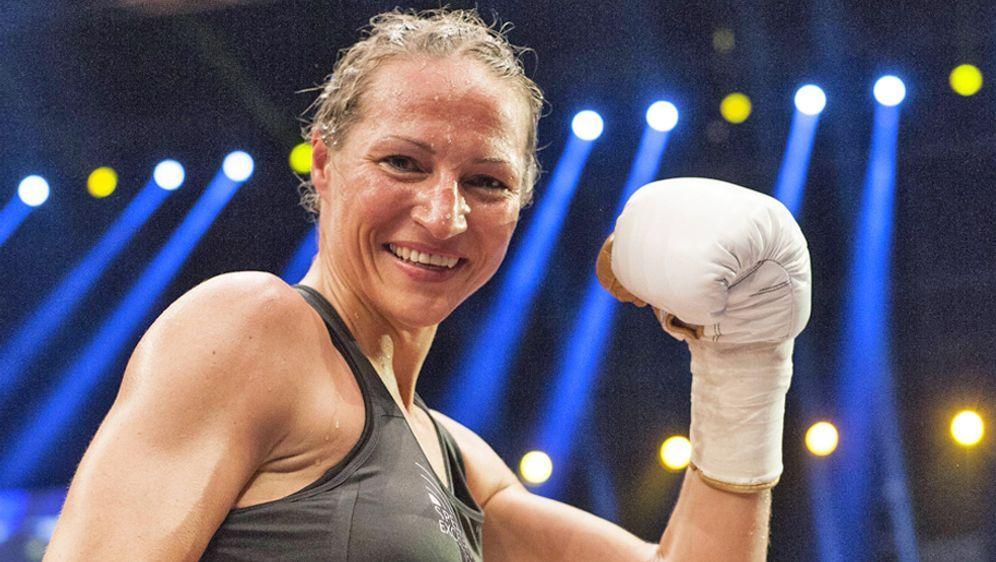 Ramona Kühne will WM-Titel gegen den \