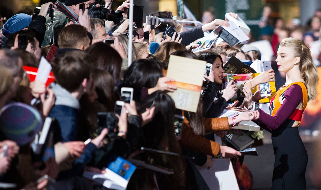 Premiere-Mockingjay-Natalie-Dormer-15-11-04-2-dpa - Bildquelle: dpa