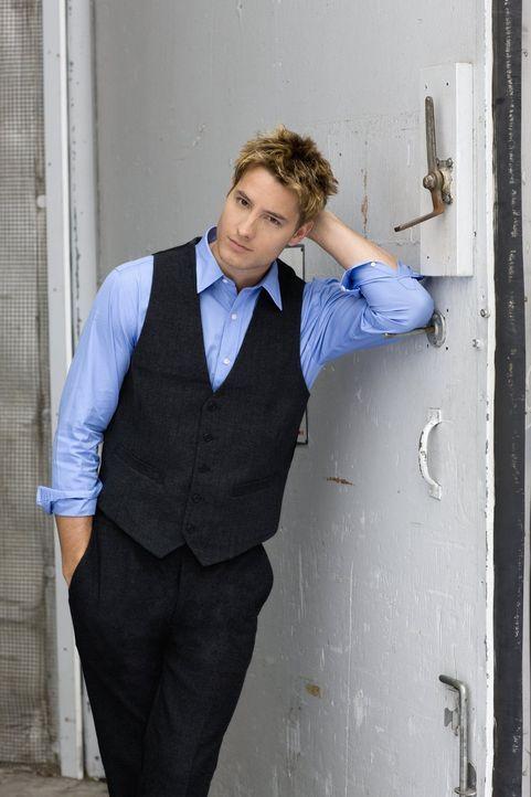 Der Milliardär Oliver (Justin Hartley) kämpft, genau wie Clark, für die Gerechtigkeit ... - Bildquelle: Warner Bros.
