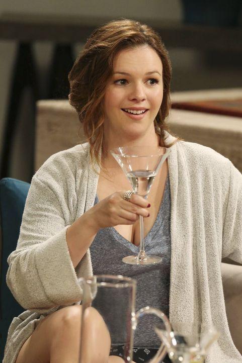 Kommt ganz nach ihrem Vater: Jenny (Amber Tamblyn) ... - Bildquelle: Warner Brothers