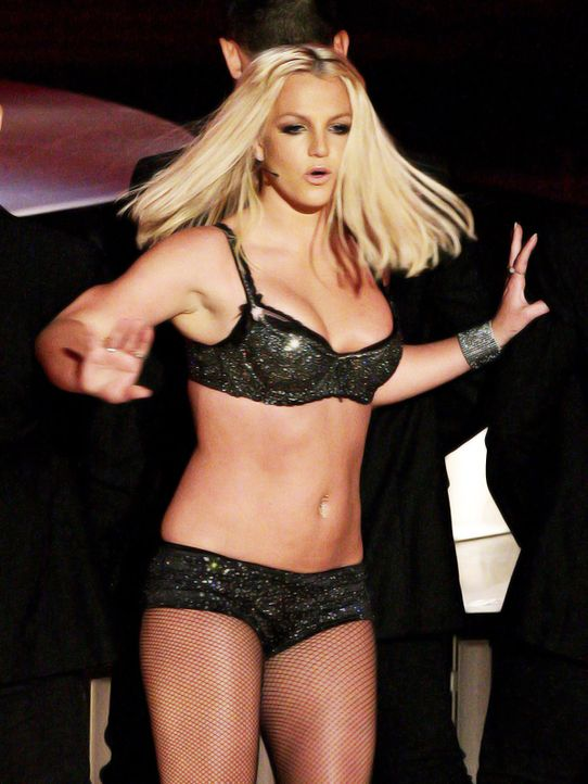 Britney-Spears-07-11-09-getty-AFP - Bildquelle: getty-AFP