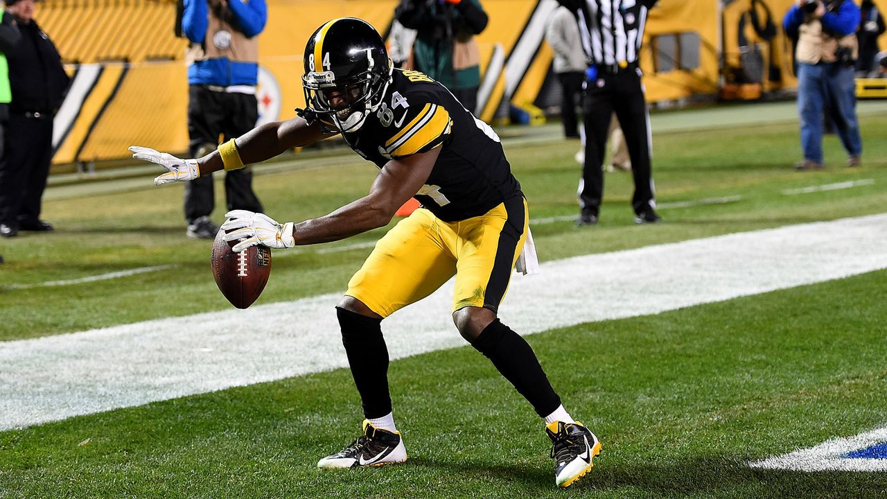 Antonio Brown (Wide Receiver) - Bildquelle: 2017 Getty Images