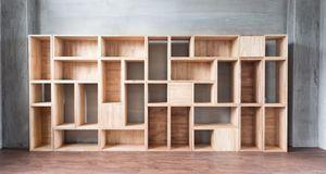 Bücherregal wand selber bauen  Kistenregal selber bauen: Anleitung und Tipps | SAT.1 Ratgeber