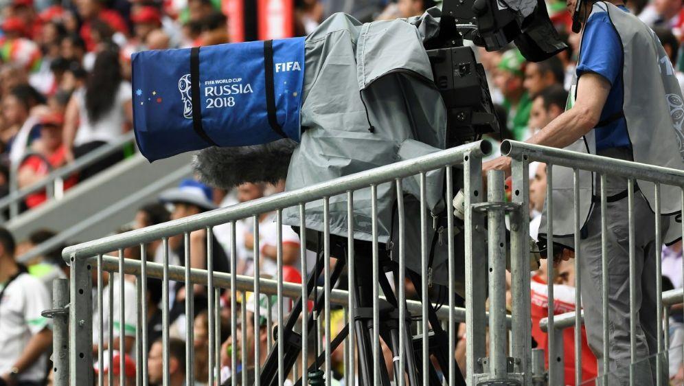 WM: Zuschauer-Nahaufnahmen sollen reduziert werden - Bildquelle: AFPSIDPaul ELLIS