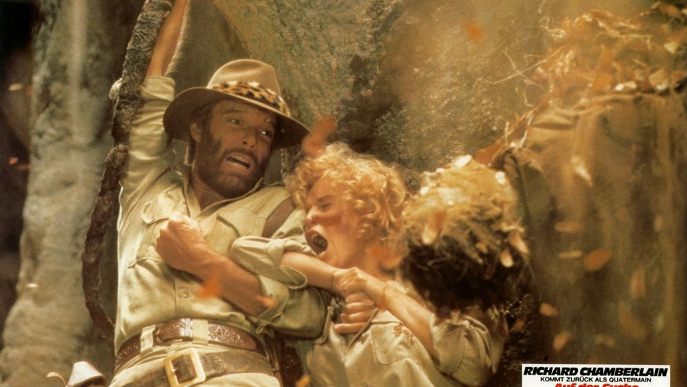 Quatermain II - Auf der Suche nach der geheimnisvollen Stadt - Bildquelle: Cannon Films