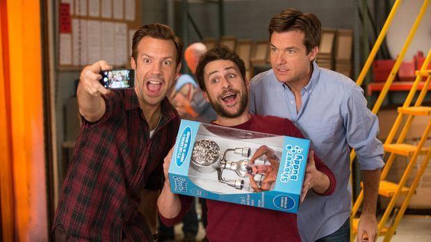 (v.l.n.r.) Kurt (Jason Sudeikis), Dale (Charlie Day) und Nick (Jason Bateman)...