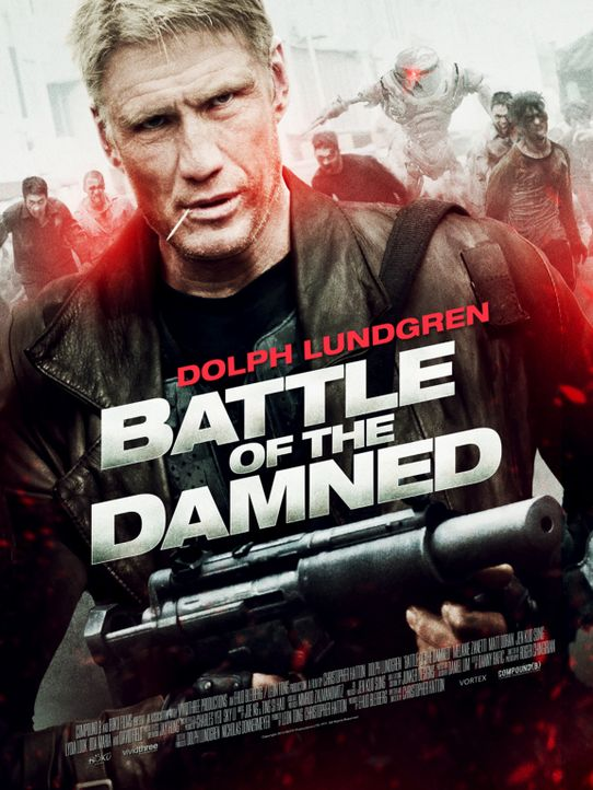 BATTLE OF THE DAMNED - Plakatmotiv - Bildquelle: 2013 BOTD Productions LTD. PTY. All Rights Reserved