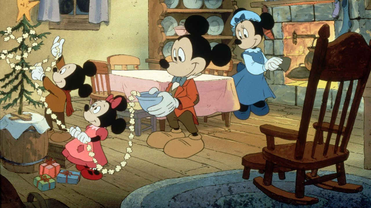 Mickeys turbulente Weihnachtszeit - Bildquelle: DVD erschienen bei www.disney.de
