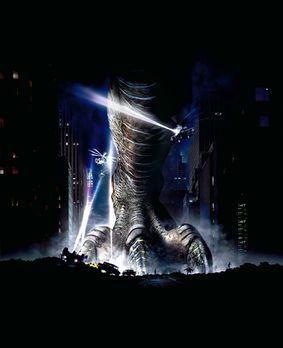 Godzilla - Godzilla - Artwork - Bildquelle: 1998 TriStar Pictures, Inc. All R...