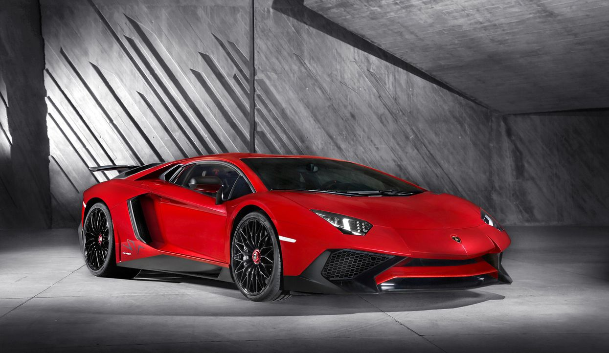 Lamborghini Aventador Superveloce (1)