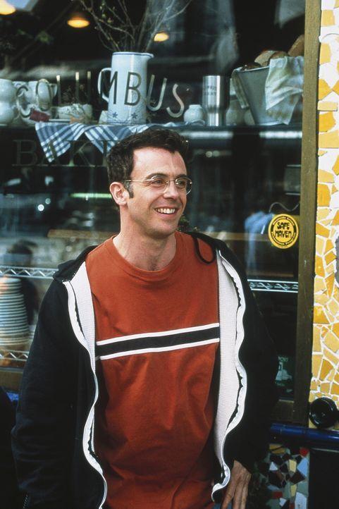 Steve (David Eigenberg) freut sich immer wieder, seine Ex-Freundin Miranda zu treffen. - Bildquelle: Paramount Pictures