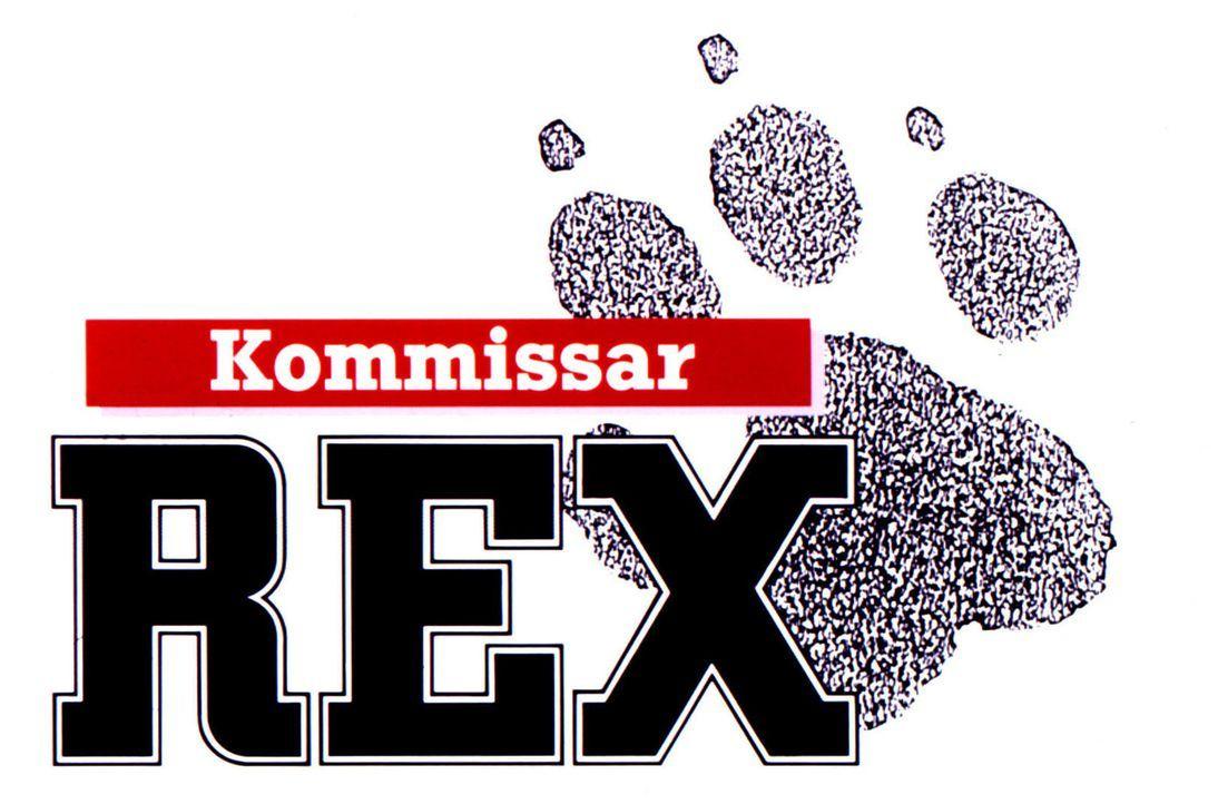 Kommissar Rex - Logo - Bildquelle: Sat.1