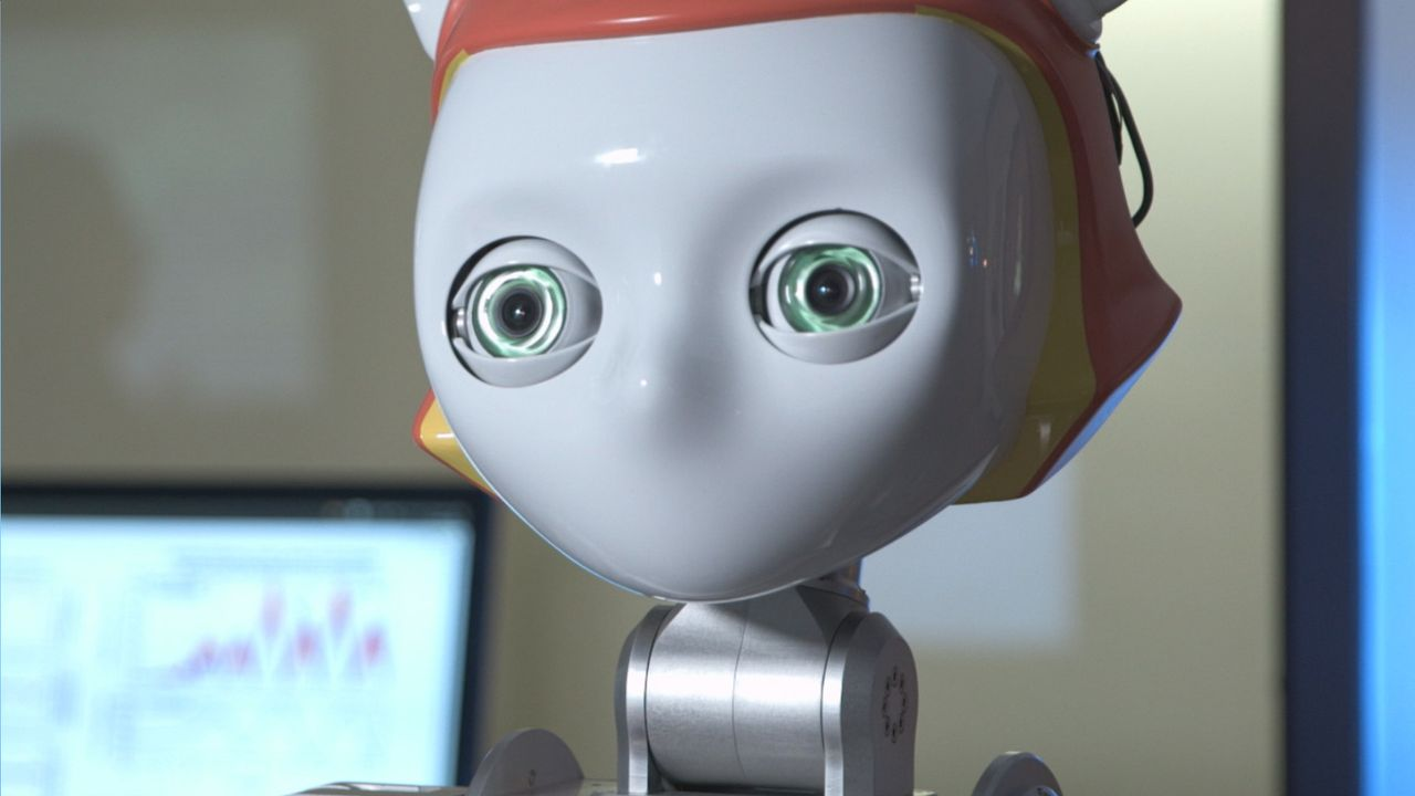 Die Roboter des 21. Jahrhunderts helfen nicht nur im Haushalt, sondern operieren Menschen und erforschen fremde Planeten. Welche Auswirkungen hat di... - Bildquelle: AETN