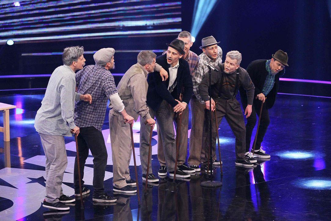 Got-To-Dance-DMA-Crew-06-SAT1-ProSieben-Guido-Engels - Bildquelle: SAT.1/ProSieben/Guido Engels
