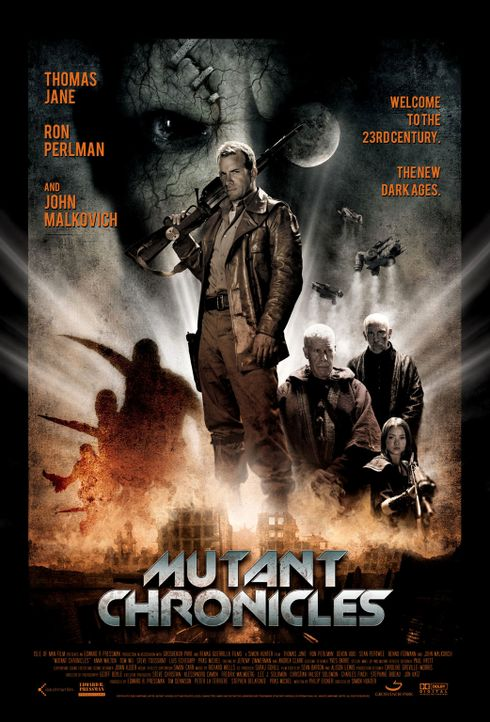 MUTANT CHRONICLES - Plakatmotiv - Bildquelle: 2008 Campfame Limited. Mutant Chronicles International, Inc. All rights reserved.