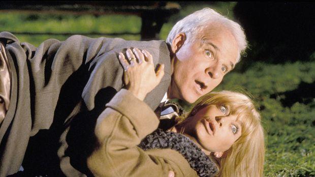 Das Ehepaar Henry (Steve Martin, oben) und Nancy Clark (Goldie Hawn, unten) v...