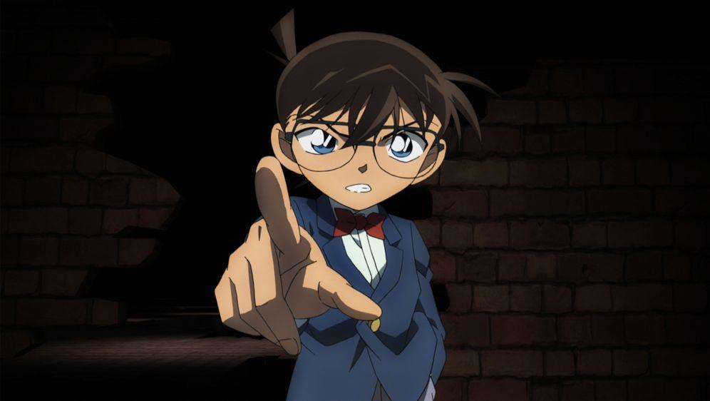 Detektiv Conan: Detektiv auf hoher See - Bildquelle: GOSHO AOYAMA / DETECTIVE CONAN COMMITTEE