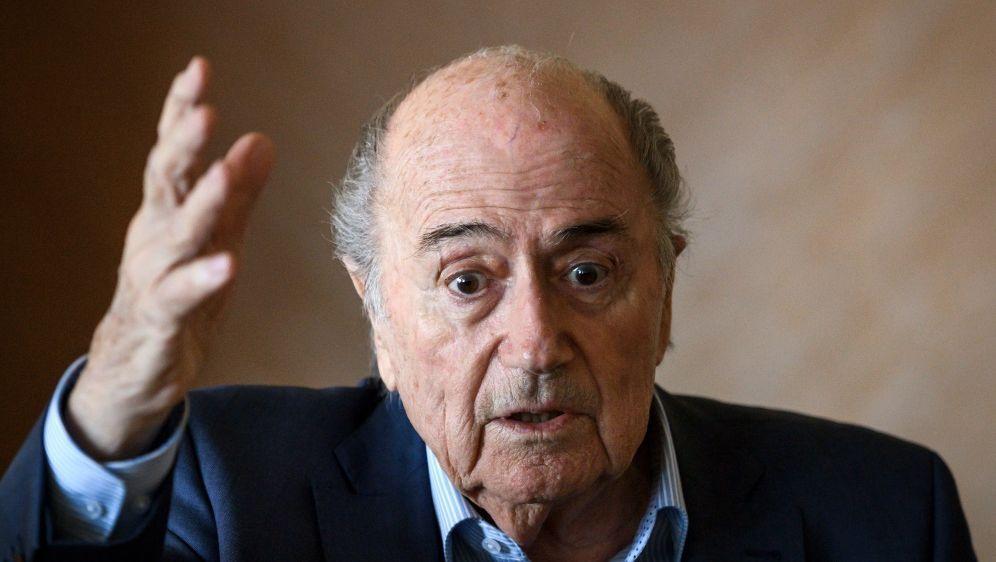 Sepp Blatter soll vor der Schweizer BA aussagen - Bildquelle: AFPSIDFABRICE COFFRINI