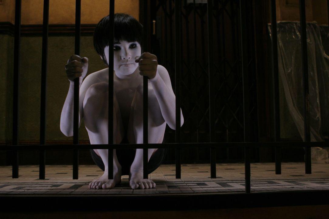 Von seinem eigenen Vater ermordet, führt der kleine Toshio (Shimba Tsuchiya) ein Leben als Geist, der nie zur Ruhe kommt ... - Bildquelle: Constantin Film Verleih