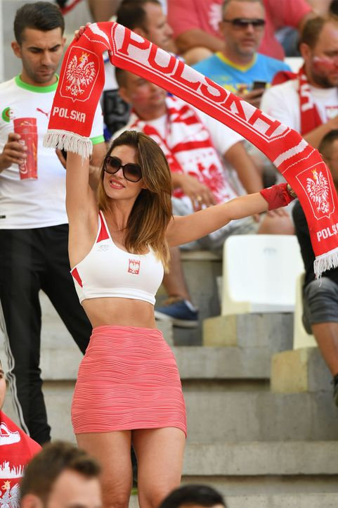 Polski_girl_000_C73CX_VINCENZO PINTO_AFP - Bildquelle: AFP / VINCENZO PINTO