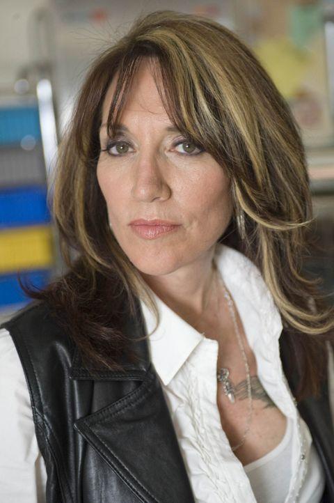 (1. Staffel) - Wenn sie sich etwas in den Kopf gesetzt hat, schreckt sie vor nichts zurück, ihren Willen durchzusetzen: Gemma Teller Morrow (Katey S... - Bildquelle: 2008 FX Networks, LLC. All rights reserved.