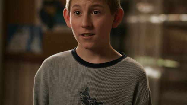 Dewey (Erik Per Sullivan) kann es nicht fassen - er und seine Geschwister sin...