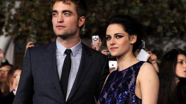Ende des Traumpaares Robert Pattinson und Kristen Stewart?