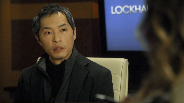 Good Wife - Der chinesischen Dissident Shen Yuan (Ken Leung) wendet sie an di...