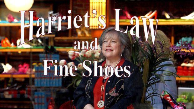 Harry's Law - Nachdem sie ihren Job verloren hat, eröffnet Harriet Korn (Kath...