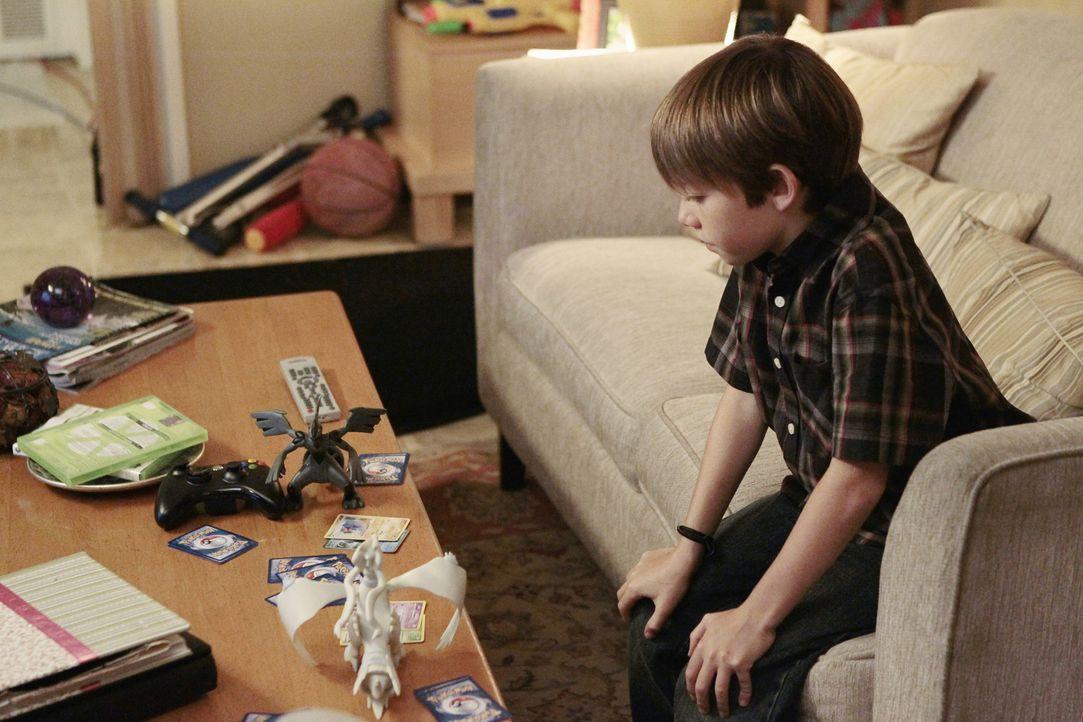 Erfährt, dass Cooper sein Vater ist: Mason (Griffin Gluck) ... - Bildquelle: ABC Studios