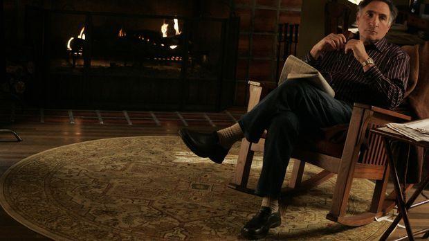 Alan Eppes (Judd Hirsch) unterstützt seine Söhne so gut er kann ... © Paramou...
