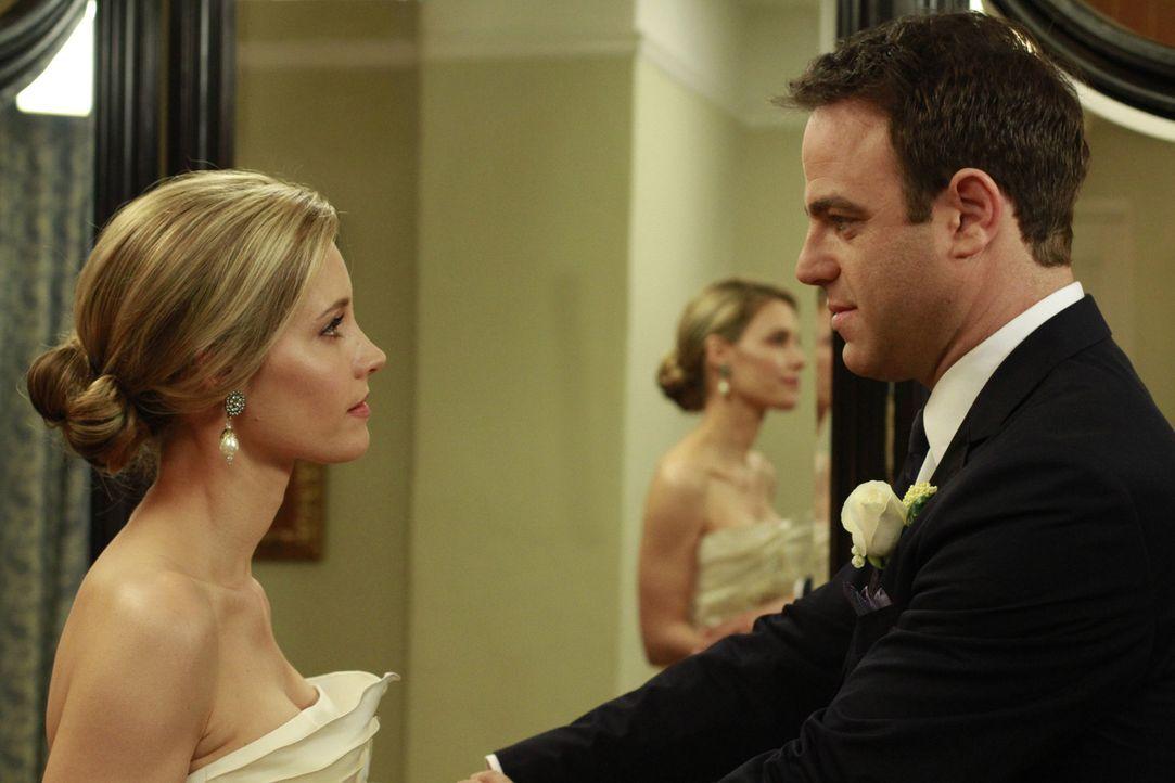 Der Tag der Hochzeit für Cooper (Paul Adelstein, r.) und Charlotte (KaDee Strickland, l.) ist gekommen. Doch nicht jeder ist in der Stimmung zu fei... - Bildquelle: ABC Studios